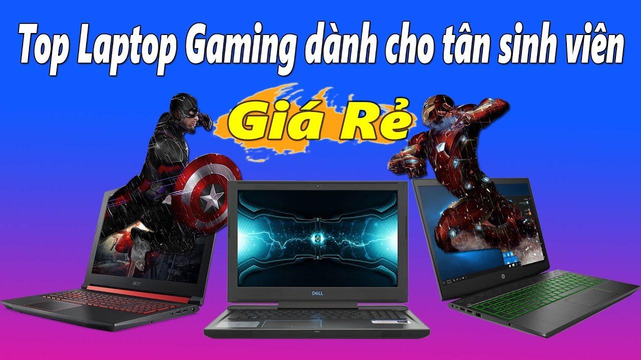 Top máy tính chơi game giá rẽ