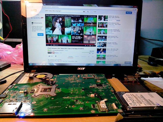 Sửa Chữa Laptop Quận 10